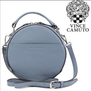 NWT❤️Vince Camuto Leather Crossbody Bag